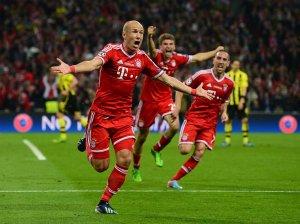 Soccer - UEFA Champions League Final - Borussia Dortmund v Bayern Munich